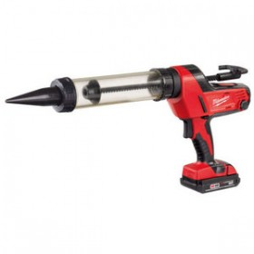 Milwaukee C18PCG 400T Caulking Gun