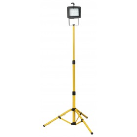 LED Single 20w Tripod Floodlight 110v