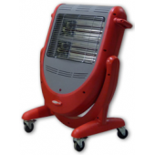 Halogen Infra Red Heater.  Available in 240v or 110v  Please specify when ordering.