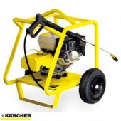 Karcher HD 801 B Cage Petrol Cold Water Pressure Washer