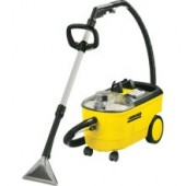 Karcher Puzzi 100 Carpet Cleaner C/W Upholstery Attachment 240V