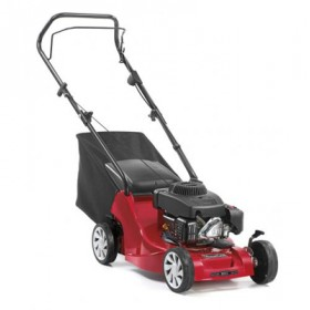 Mountfield HP414 4 Wheeled Petrol Mower 39cm Cut
