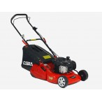 "COBRA RM46SPB 18"" PETROL LAWNMOWER WITH ROLLER PROMO PRICE"