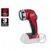 Milwaukee C18WL-0-M18 Cordless Work LIght. Supplied Naked