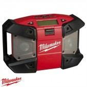 Milwaukee C12 JSR-0 12v Cordless Compact Jobsite Radio without Battery or Charger
