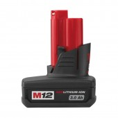 Milwaukee M12BX Li-ion Battery