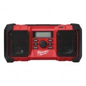 Milwaukee M18JSRDAB+-0 Job Site Radio DAB - Bare Unit