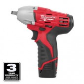 Milwaukee C12IW-22 Compact Impact Wrench