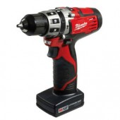 Milwaukee C12PD-32 Compact Percussion Drill