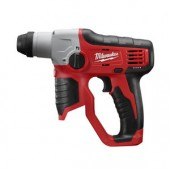 Milwaukee M12H-0 Compact SDS 2 Mode Hammer (Naked)